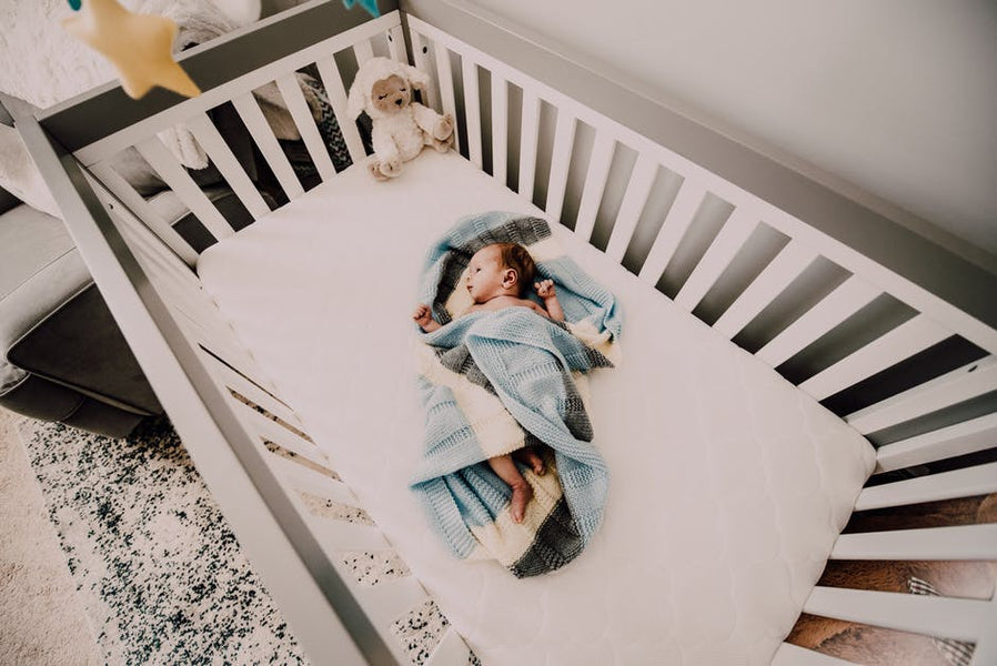 The Blanket Giving Parents Peace of Mind knowing Their Little One is Getting a Peaceful Sleep