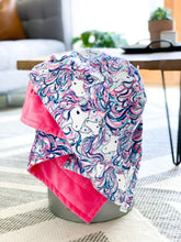 Load image into Gallery viewer, Blankets - Be A Unicorn - Soft Toddler Minky Blanket