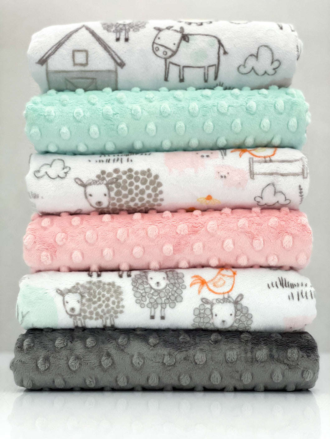 Blankets - Design Your Perfect Minky Blanket