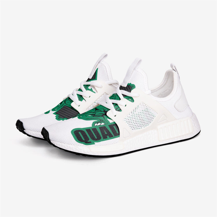 Quadzilla White Lightweight Sneaker
