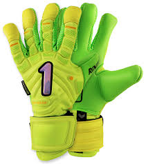 Guante Rinat the Boss Pro Amarillo Neon