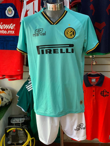 Uniforme Generico Marval Inter Visita