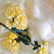 Load image into Gallery viewer, Primrose Yellow Silk Ribbons