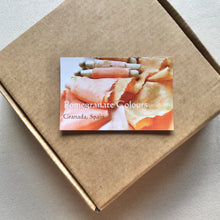 Load image into Gallery viewer, Boxed set of 10 silk & silk chiffon ribbons.