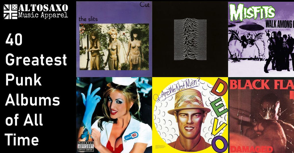40 Greatest Punk Albums of All Time