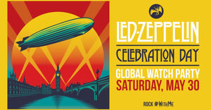 Led Zeppelin - Celebration Day - Global Watch Party