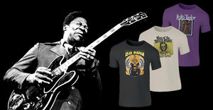 Legends of the Blues T-Shirt Collection 2020