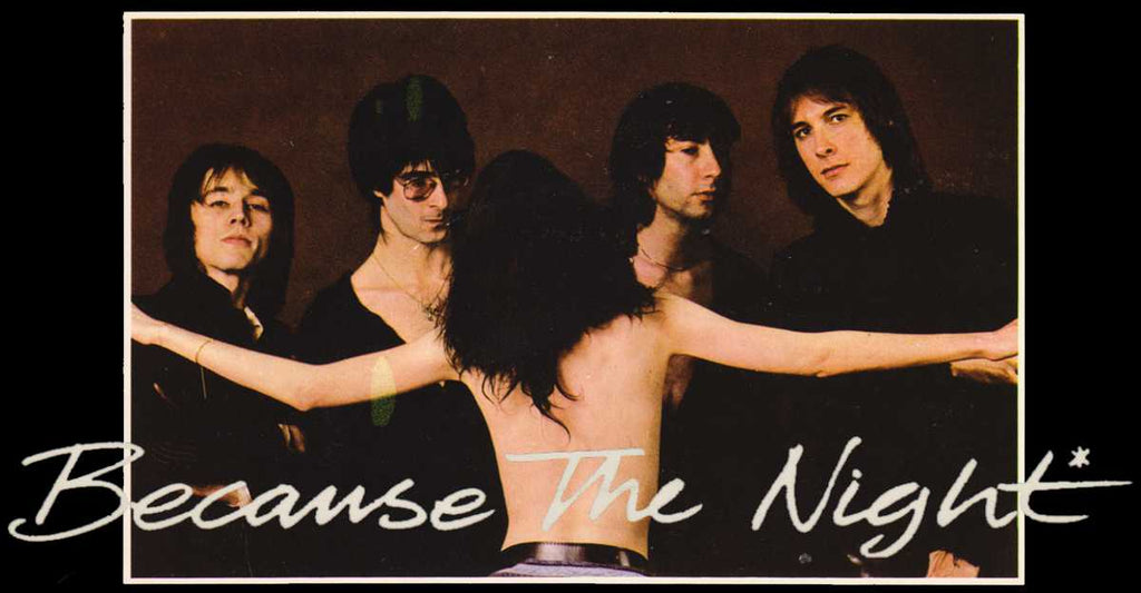 Classic Rock History: Because the Night