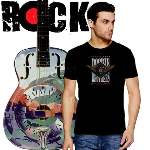 Rock Music Men's T-Shirt Collection. 100% cotton T-Shirts with excellent quality prints.