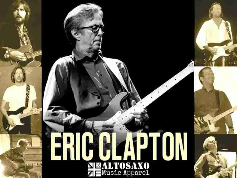 Eric Clapton Anthology ALTOSAXO