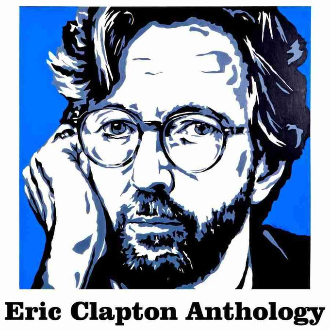 Eic Clapton Anthology