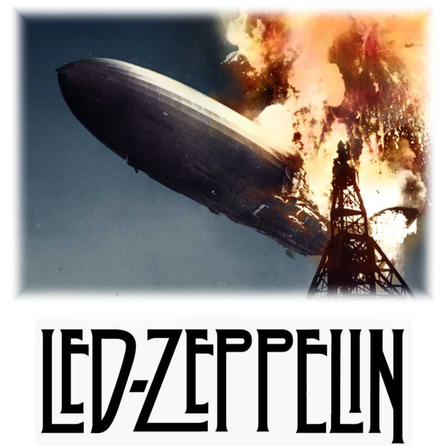 Led Zeppelin T-Shirt Collection
