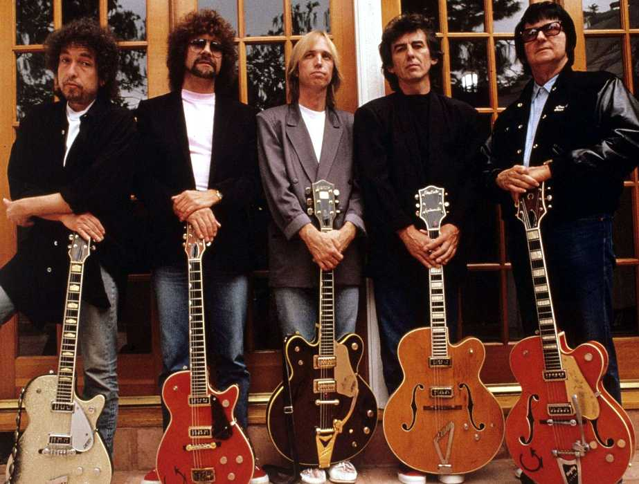 The Traveling Wilburys Limited Edition T-Shirt