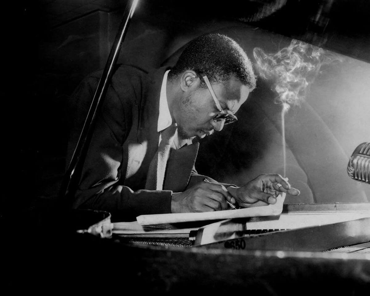 Thelonious Monk, Minton's Playhouse, New York, 1949