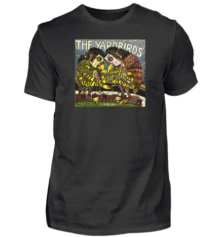 The Yardbirds T-Shirt Men's
