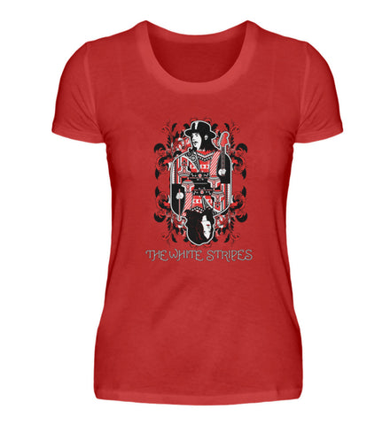 The White Stripes band T-Shirt Ladies