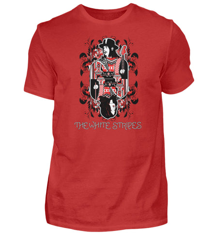 The White Stripes band T-Shirt Men's