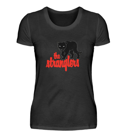 The Stranglers 1983 Feline Limited Edition T-Shirt Ladies