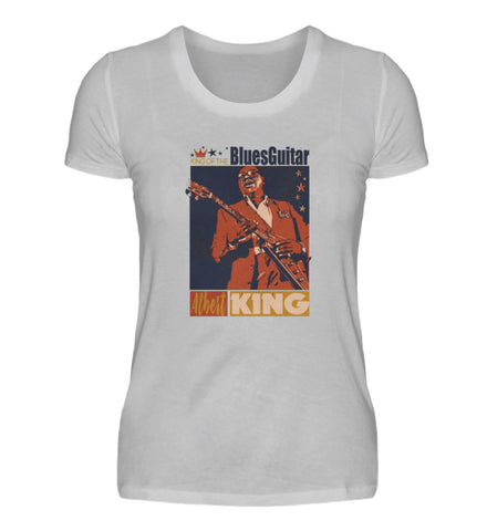 Albert King T-Shirt Ladies