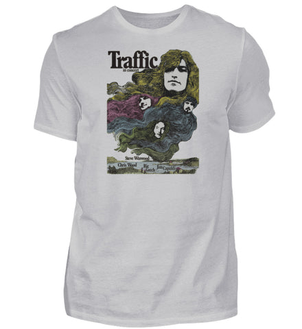 Traffic band T-Shirt Men's Steve Winwood
