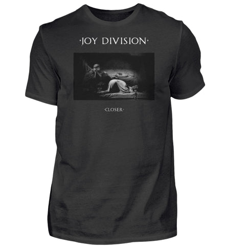 Joy Division 1980 Closer Limited Edition T-Shirt Men's