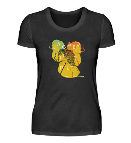 Alanis Morissette T-Shirt Ladies