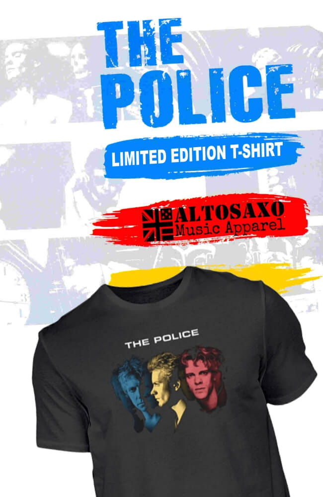 The Police T-Shirt Men's
