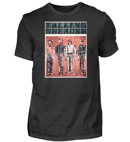 Talking Heads band T-Shirt Men's