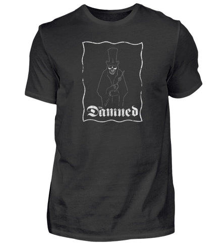 The Damned band T-Shirt Men's