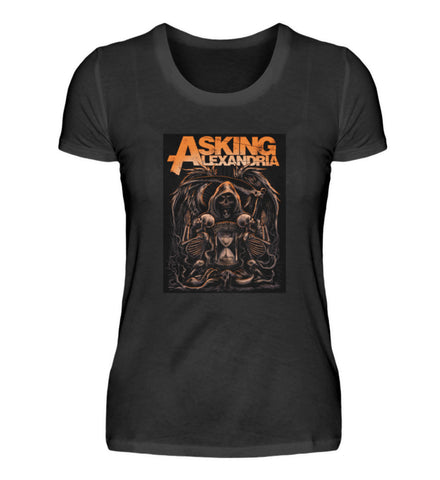 Asking Alexandria T-Shirt Ladies