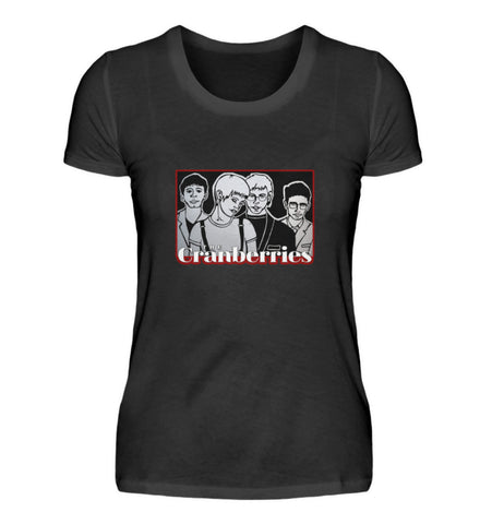 The Cranberries T-Shirt Ladies