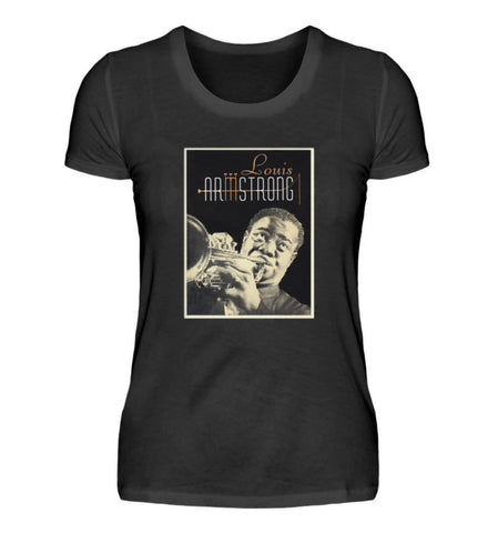 Louis Armstrong T-Shirt Ladies