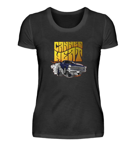 Canned Heat T-Shirt Ladies