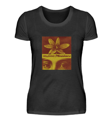 10,000 Maniacs T-Shirt Ladies
