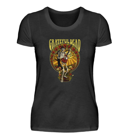 Grateful Dead T-Shirt Ladies