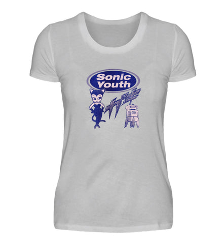 Sonic Youth 1995 Limited Edition T-Shirt Ladies