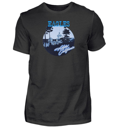 Eagles Hotel California T-Shirt Men's