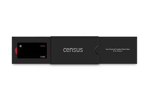Census Bitcoin Smart Cards