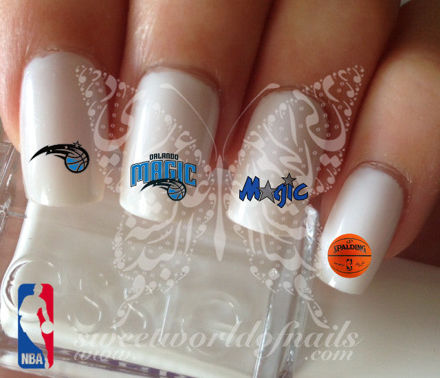 Nail Art Water Decals | 36