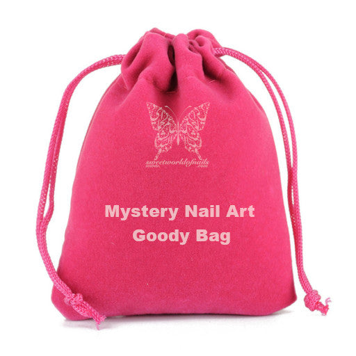 Sweetworldofnails Valentine´s Day Mystery Nail Art Goody Bag