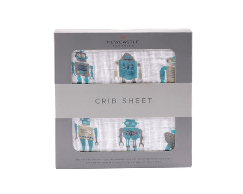 Robot Crib Sheet