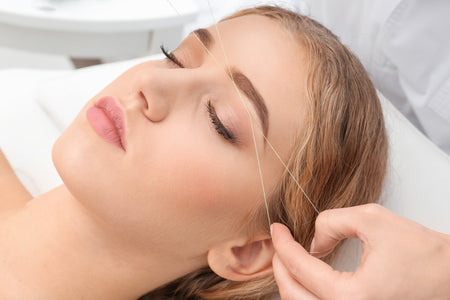 Eyebrow Threading Course