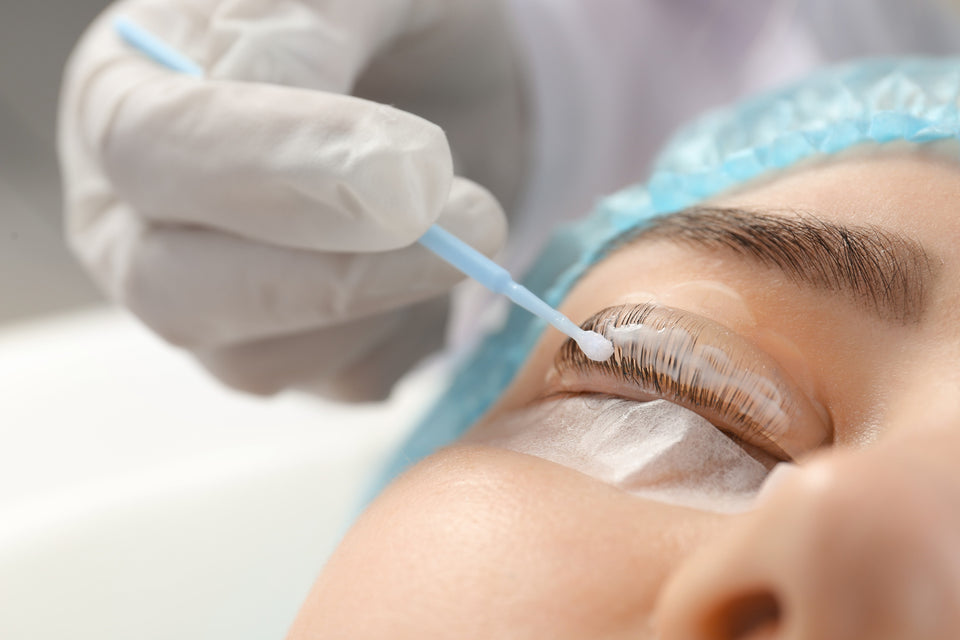 Triple Lash Lift Course