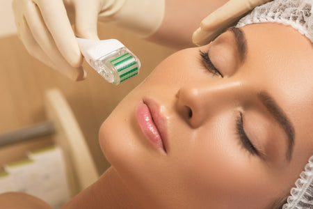 Microneedling, LED Facial and FREE BB Glow Training