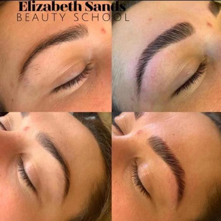Eyebrow Lamination with Kit