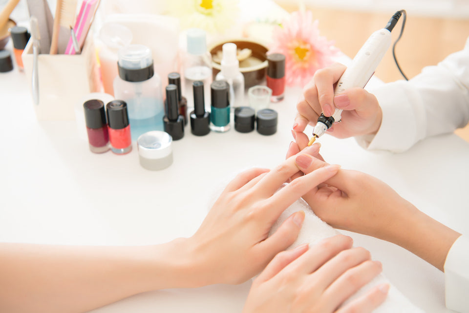 Electric Nail File Training