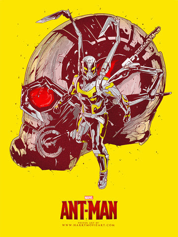 Ant Man alternative poster