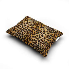 Load image into Gallery viewer, Skully Hot Lumbar Leopard Skin Animal Print Hidden Zipper Home Decorative Rectangle Throw Pillow Cover Cushion Case 12x24 inch One Side Design Printed Pillowcase