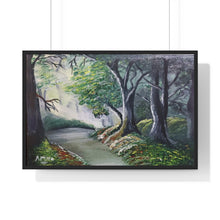 Load image into Gallery viewer, Premium Framed Horizontal Poster - Amira Fine Art