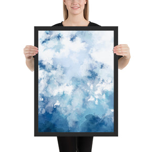 Customize your Framed poster - Amira Fine Art